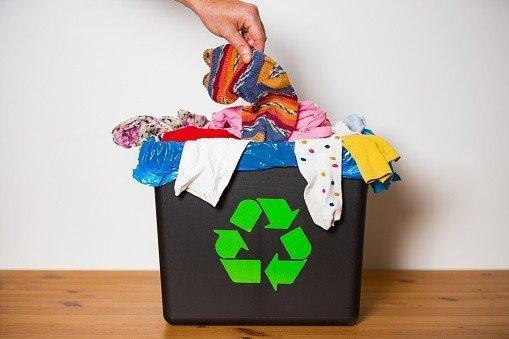 reutiliza la ropa