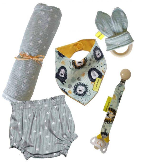 pack regalo bebe recién nacido